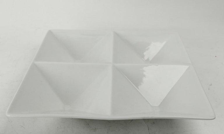 Finnish Kaj Franck Origami Tray for Arabia For Sale