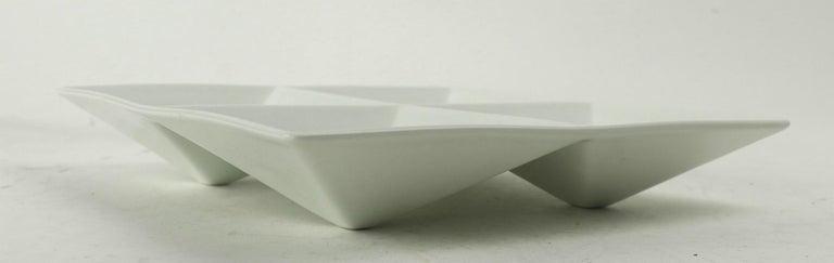 Kaj Franck Origami Tray for Arabia In Excellent Condition For Sale In New York, NY