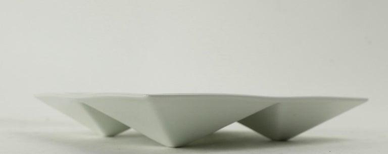 20th Century Kaj Franck Origami Tray for Arabia For Sale