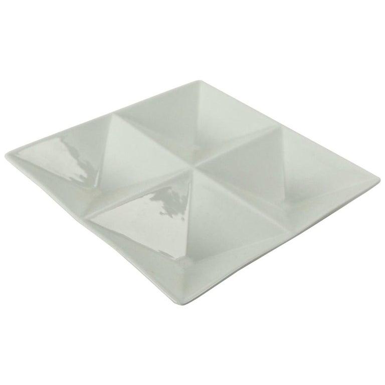 Kaj Franck Origami Tray for Arabia For Sale