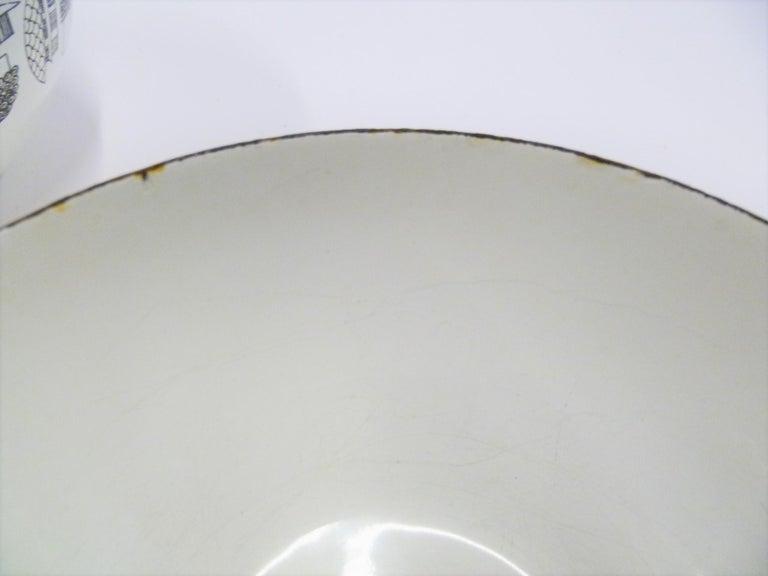 Kaj Frank for Arabia, Finel 4-Enamel Bowl Set Finland, 1960s For Sale 4