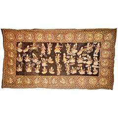Kalaga Burmese Myanmar Tapestry