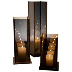 Kaleido Original Three Candleholders Set by Arturo Erbsman