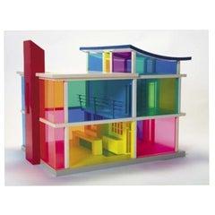 Kaleidoscope Modern Toy Set with Interior Pieces by Bozart Toys