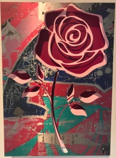 Crush- Rose on Plum