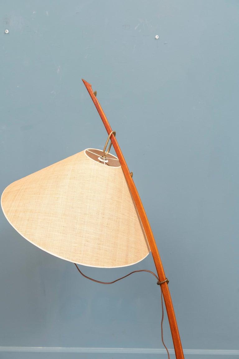 Mid-20th Century Kalmar Dornstab Floor Lamp, Austria For Sale