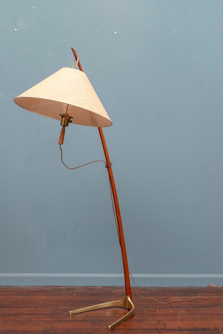 Kalmar Dornstab Floor Lamp, Austria For Sale 1