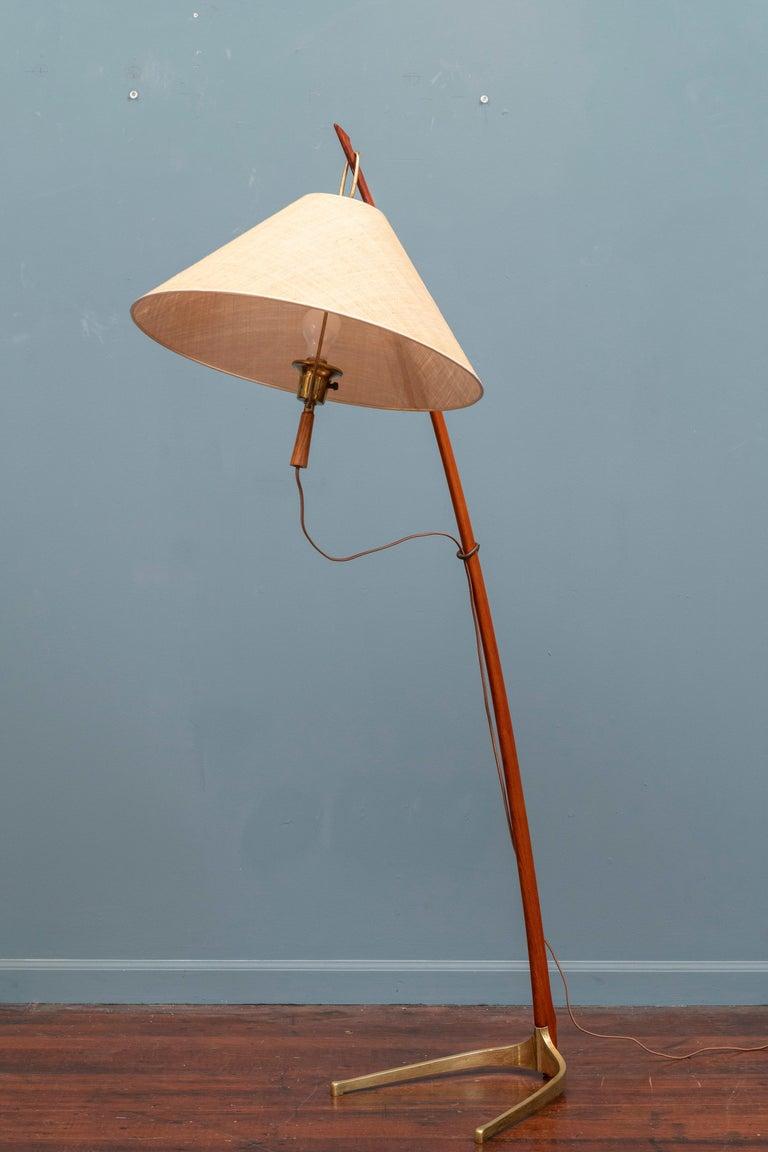 Kalmar Dornstab Floor Lamp, Austria For Sale 2