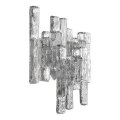 Kalmar Ice-Glass Wall Sconces