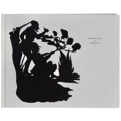 Kara Walker Narratives of a Negress Coffee Table Book, MIT Press