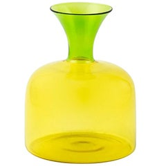 Karaffina Blown Glass Carafe by Aldo Cibic