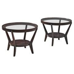 Karel Koželka and Antonín Kropáček Coffee Tables