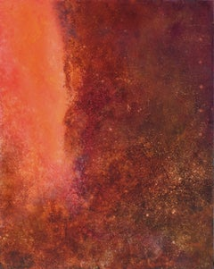 Random Access, Painting, Acrylic on Wood Panel