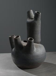 5 Spout Tulip Vase