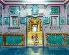 Interloper, Sheesh Mahal, Udaipur City Palace, 2019