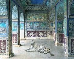 Krishna's Rasa Leela, Chitrasala, Bundi