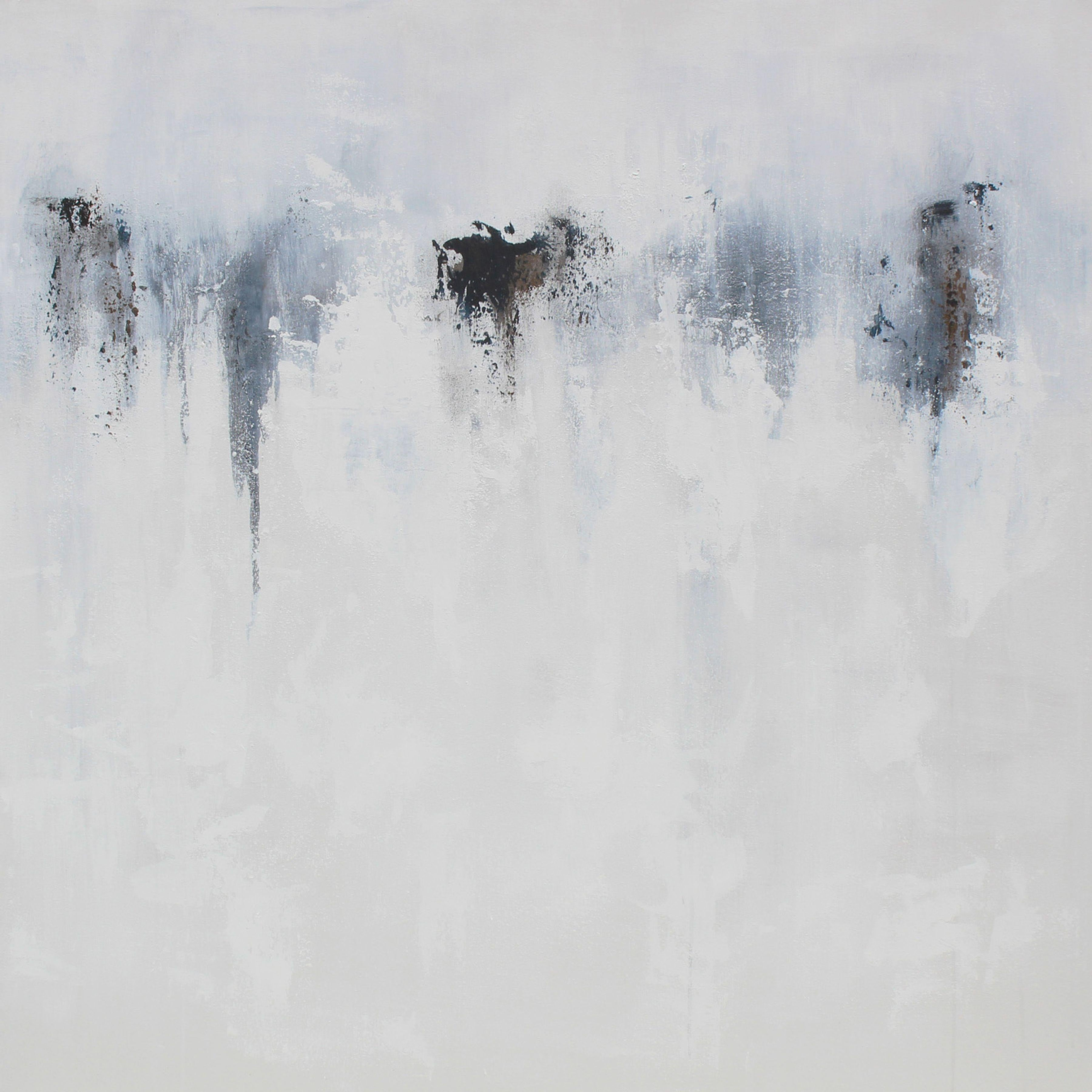 UNDONE, Painting, Acrylic on Canvas
