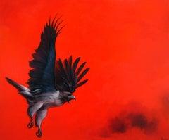 ATTACK, Oil on Canvas