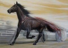 SPEED, Oil on Canvas