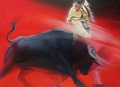 TORERO, Oil on Canvas