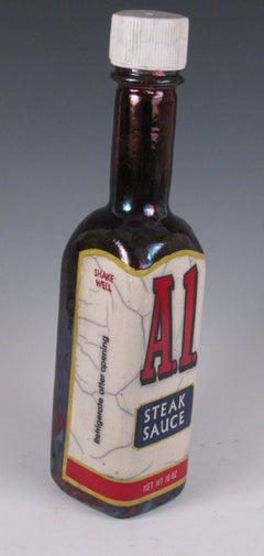 """""""A-1 Sauce Bottle"""""""