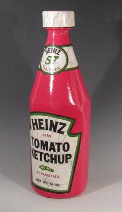 """Heinz Ketchup Bottle"""