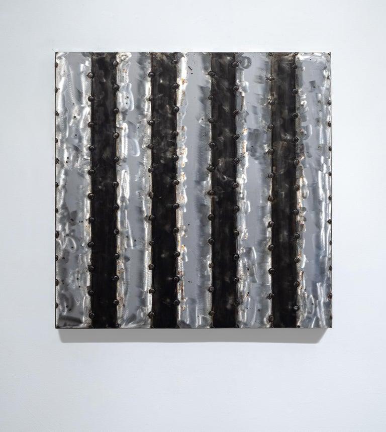 Karen Yank Abstract Sculpture - Winter