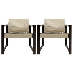 """Karin Mobring """"Diana"""" Side Chairs, 1970"""