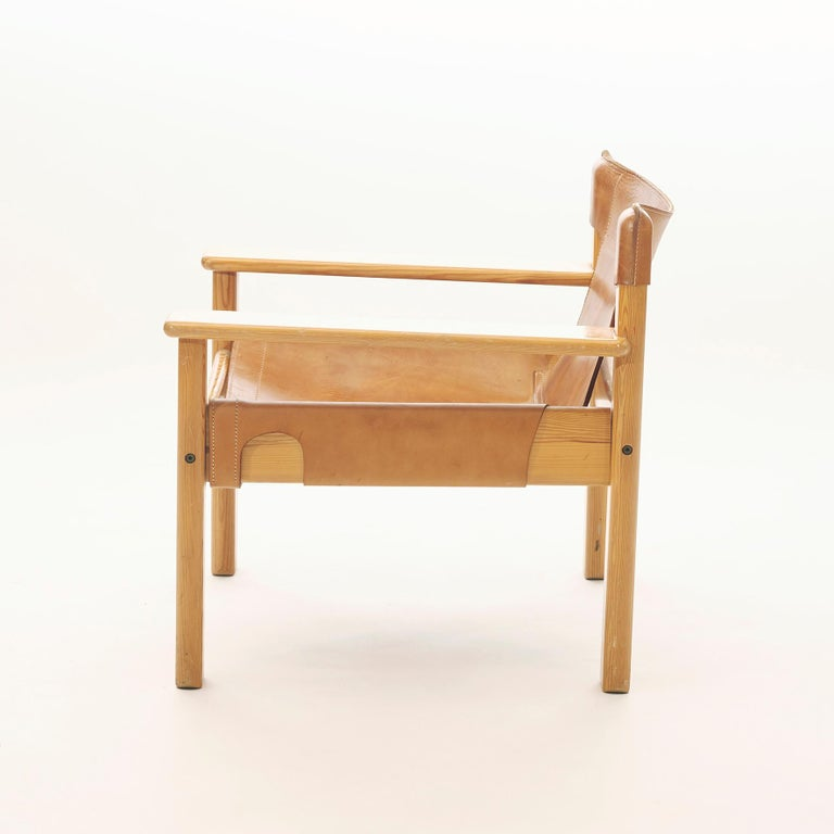 Enjoyable Karin Mobring Natura Easy Chair Sweden 1970S Gmtry Best Dining Table And Chair Ideas Images Gmtryco