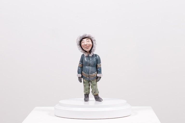 Daisy - Sculpture by Karine Giboulo