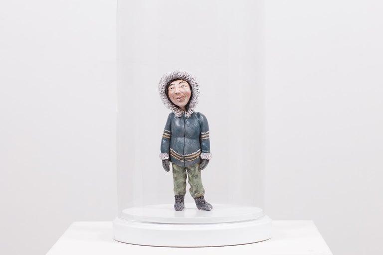 Karine Giboulo Figurative Sculpture - Daisy
