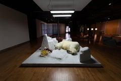 Espaces sans espèces III (Polar Bear)