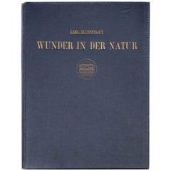 """Karl Blossfeldt """"Wunder in der Natur"""" 1942 Book"""