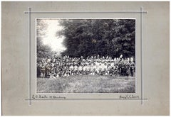 Royal Ulhans Regiment of Tsar Nicholas II - Original Photo by Karl Bulla