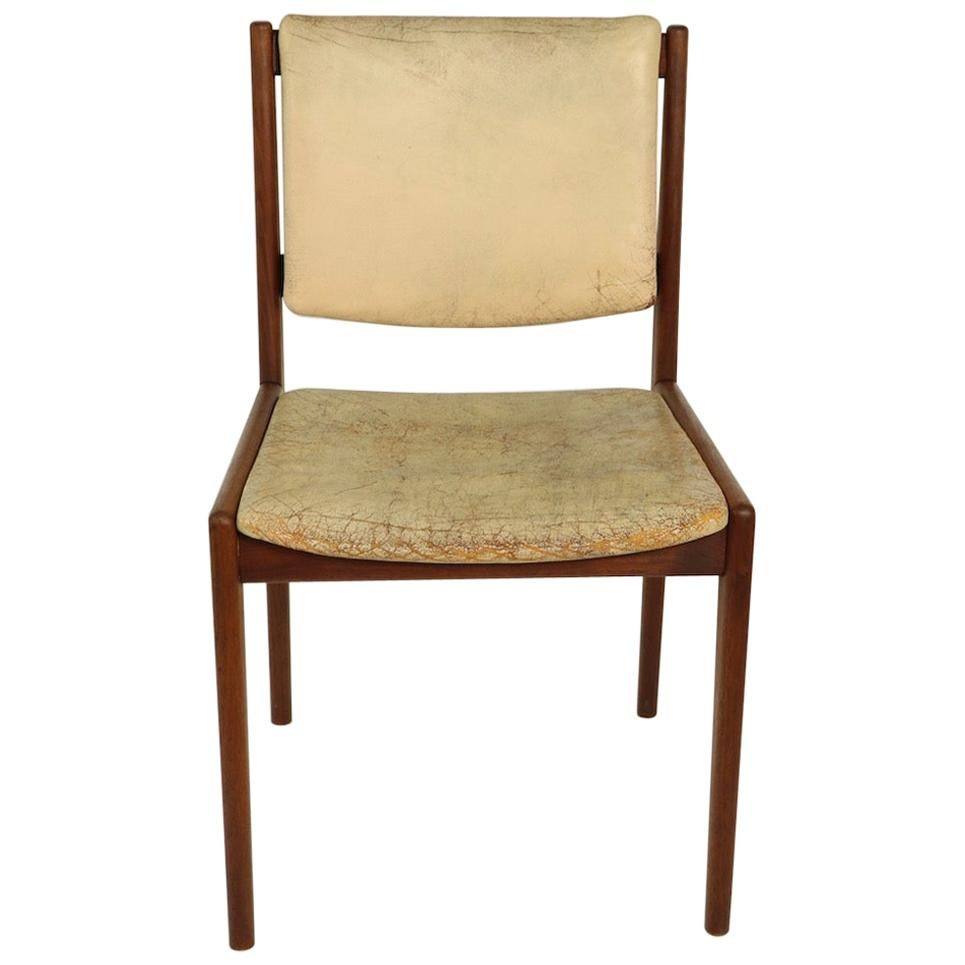 Karl Erik Ekselius For Joc Dining Desk Side Chair For Sale At 1stdibs