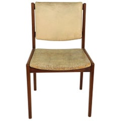 Karl Erik Ekselius for JOC Dining Desk Side Chair
