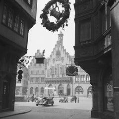 Frankfurt, Germany 1935, Printed Later