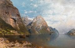 Norwegian Fjord, 19th Century