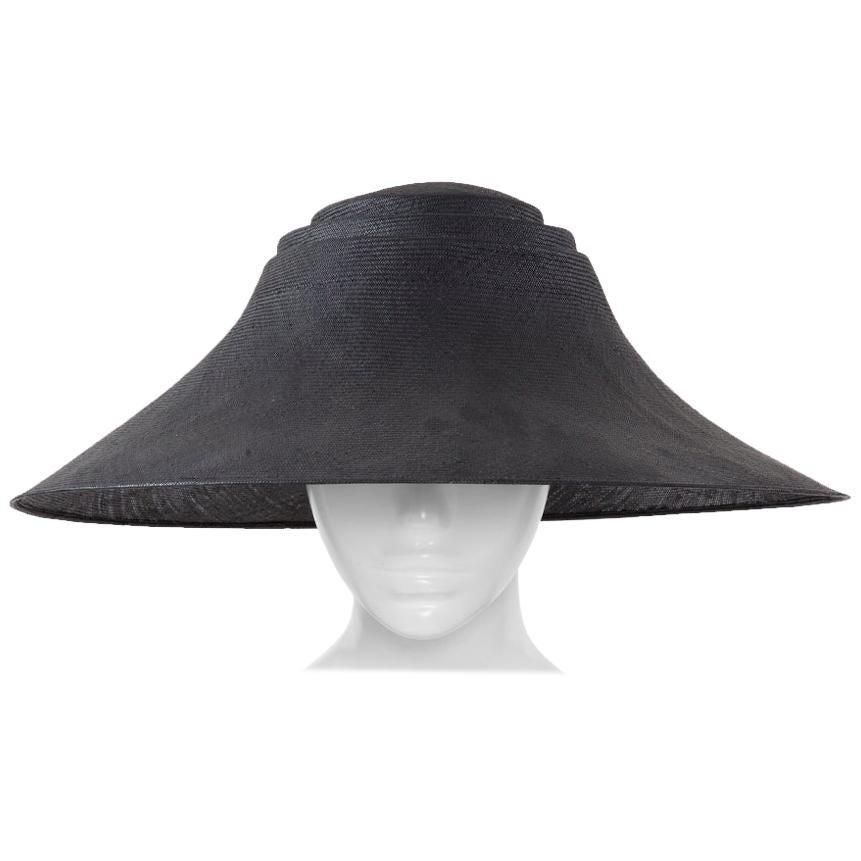 Karl Lagerfeld Architectural Hat