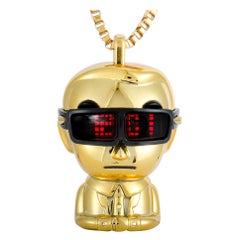 Karl Lagerfeld Tokidoki Digital Dial Pendant Watch KL9002