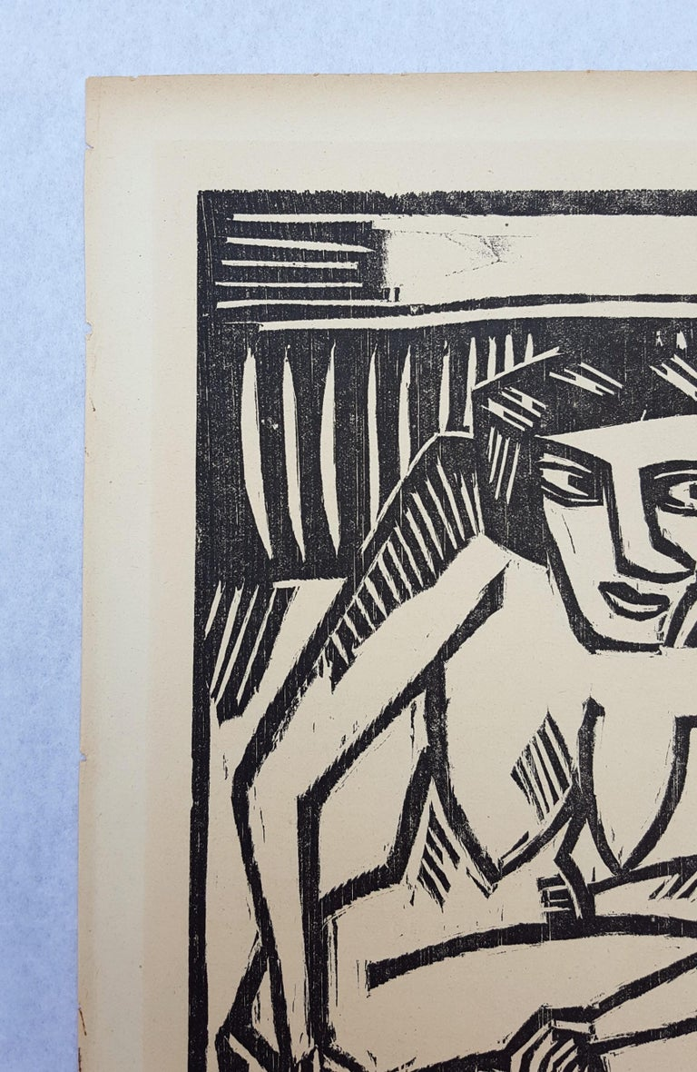 Frau in der Wanne (Woman in Tub) For Sale 4