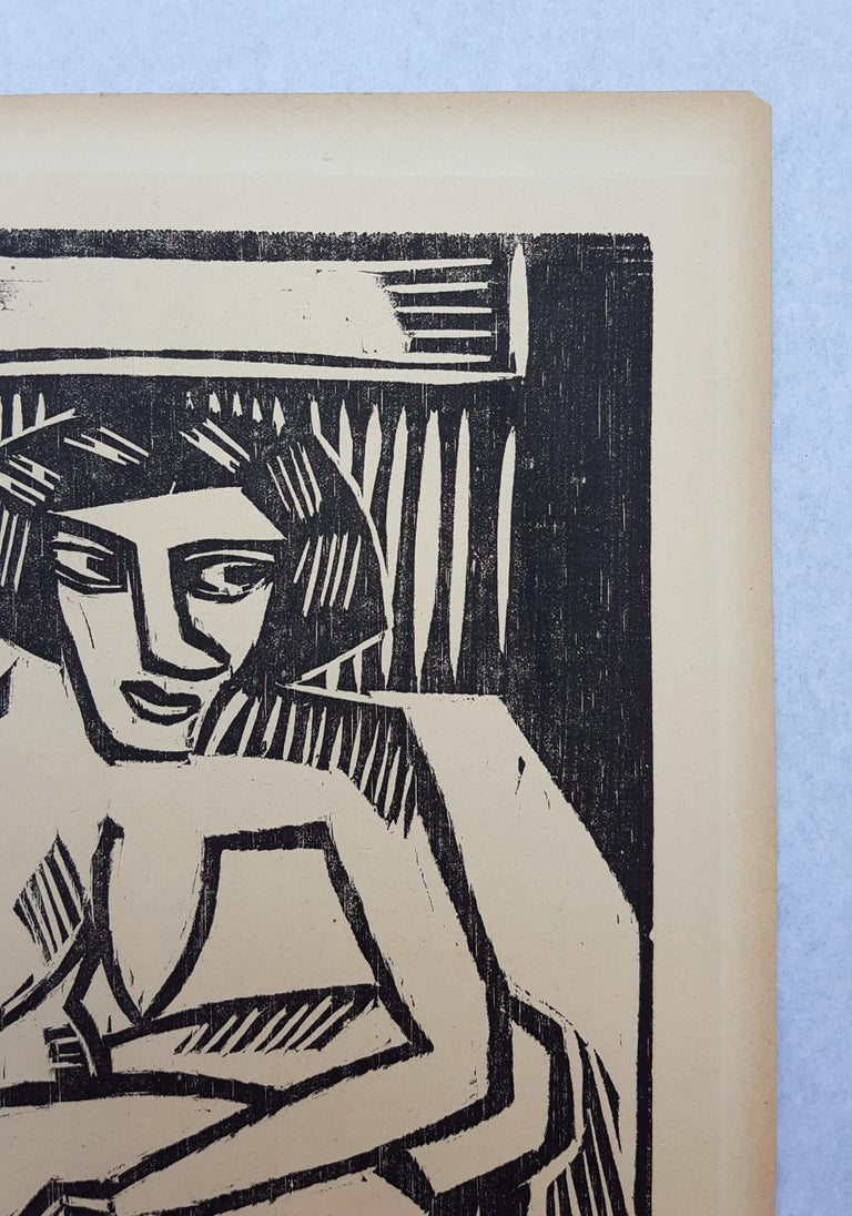 Frau in der Wanne (Woman in Tub) For Sale 5