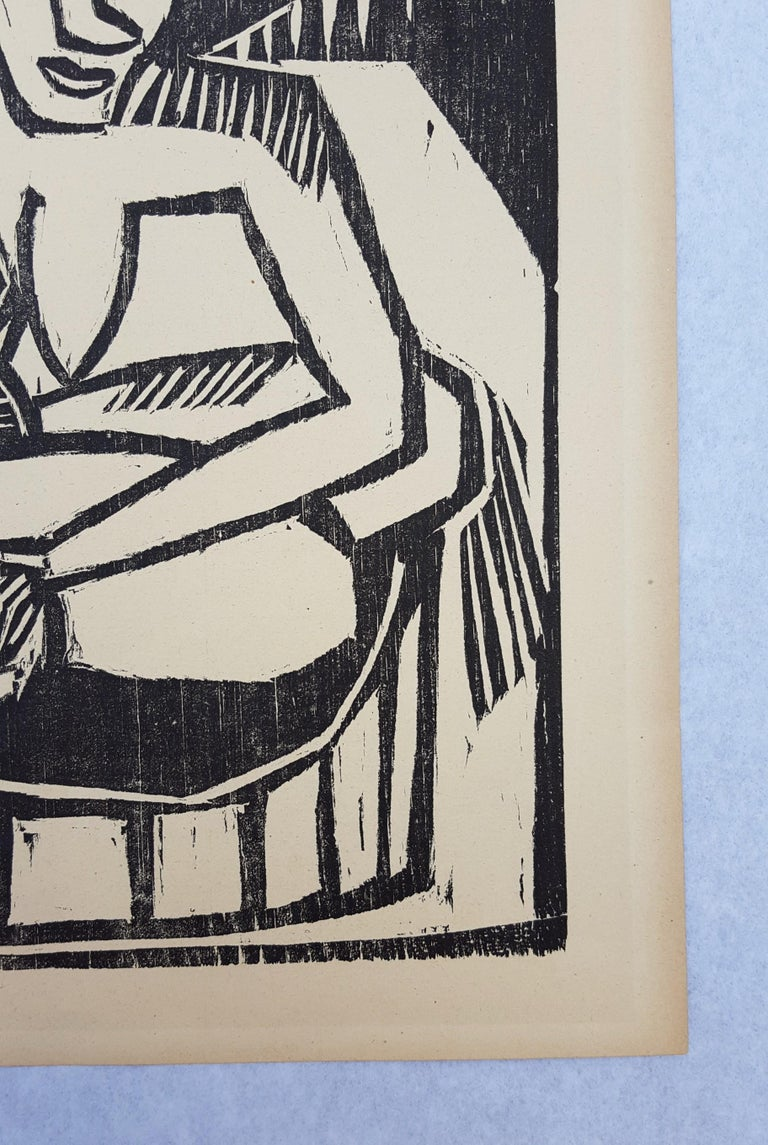 Frau in der Wanne (Woman in Tub) For Sale 6