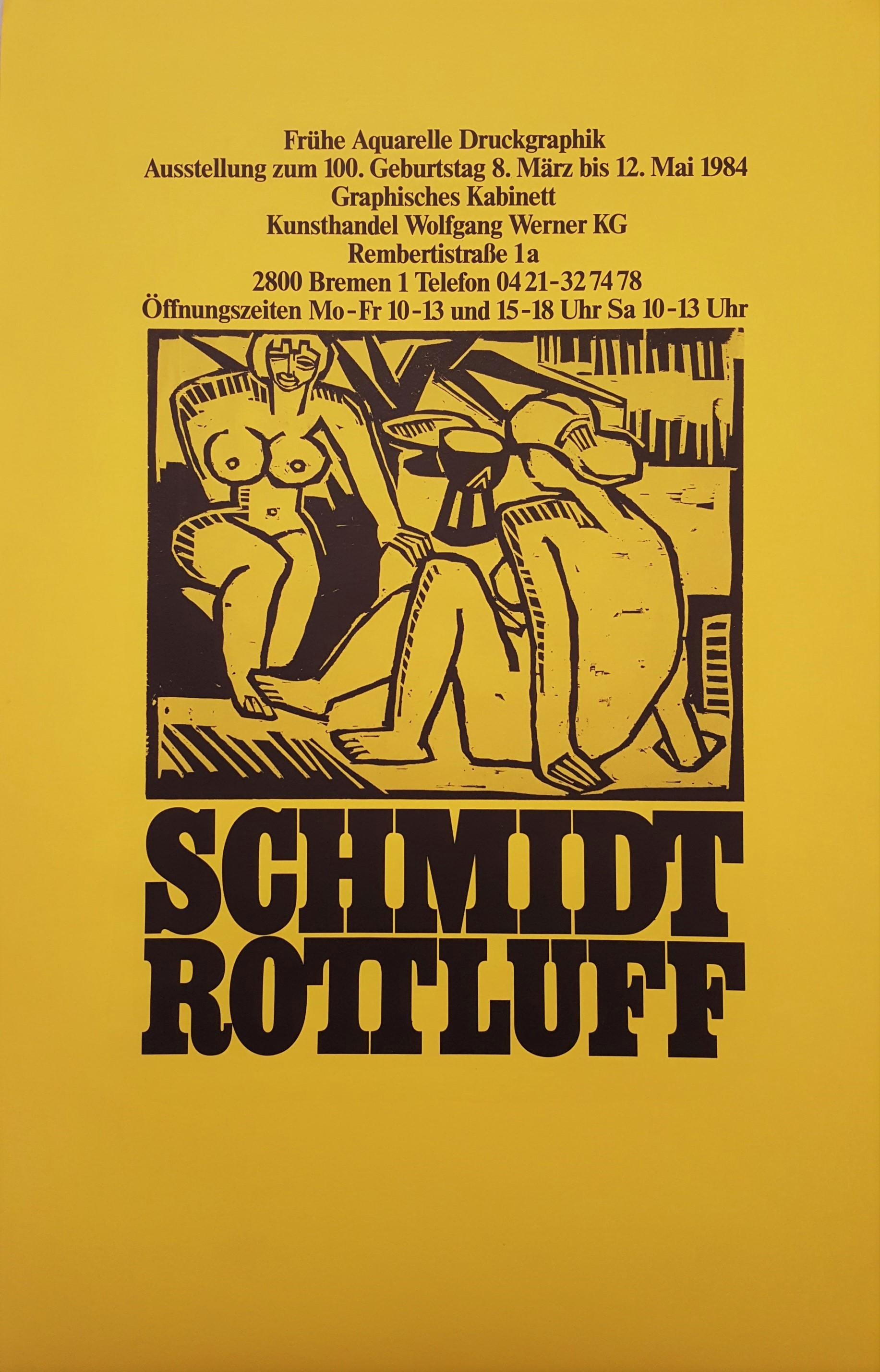 Schmidt-Rottluff at Kunsthandel Wolfgang Werner KG