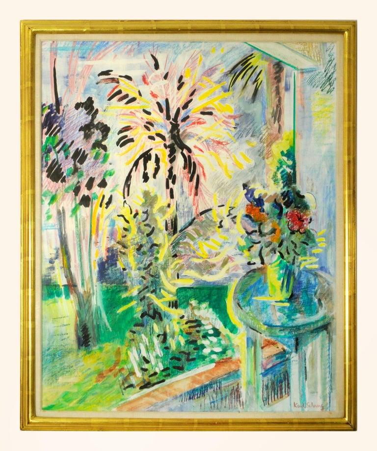 Karl Schrag Still-Life - Play of Sunlight - Jamaica