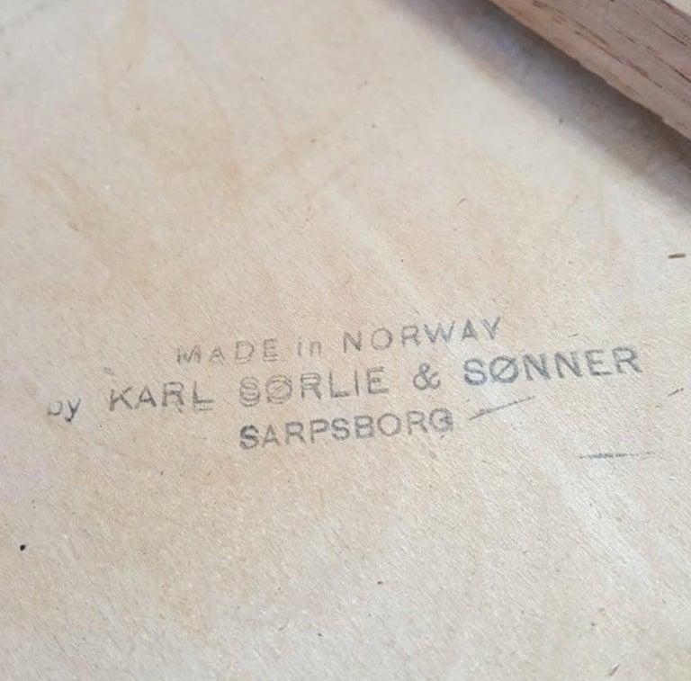 Karl Sorlie & Sonner Sarpsborg Modular Platform Sofa 4
