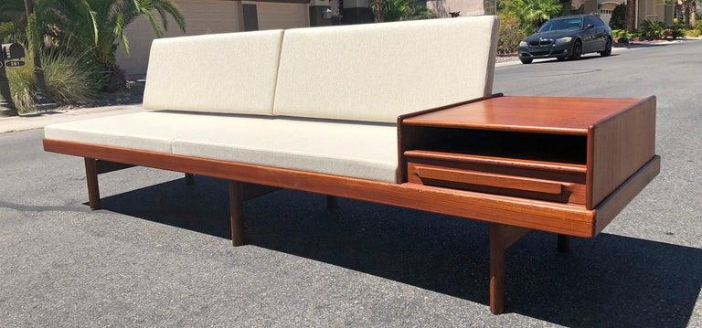 Karl Sorlie & Sonner Sarpsborg Modular Platform Sofa In Good Condition In Las Vegas, NV