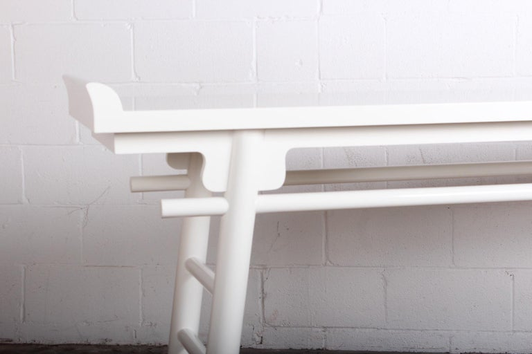 Karl Springer Console Table For Sale 3