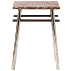 Karl Springer Pedestal Table
