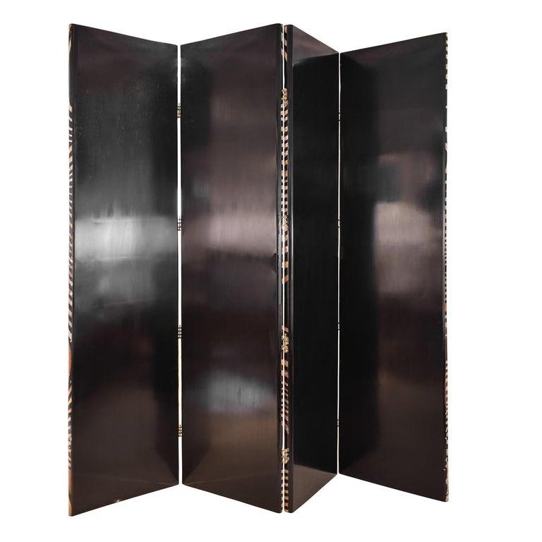 Karl Springer Rare 4-Panel